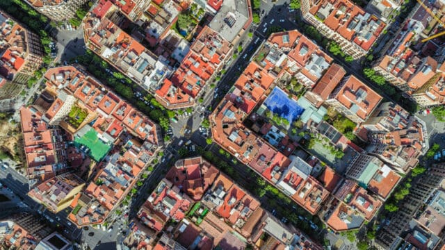Eixample i Barcelona