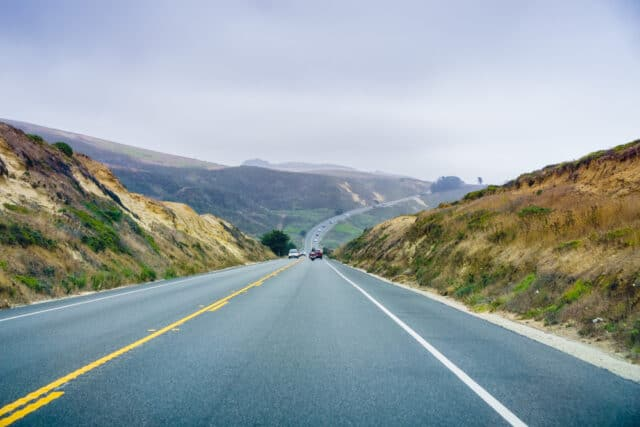 Roadtrip i USA