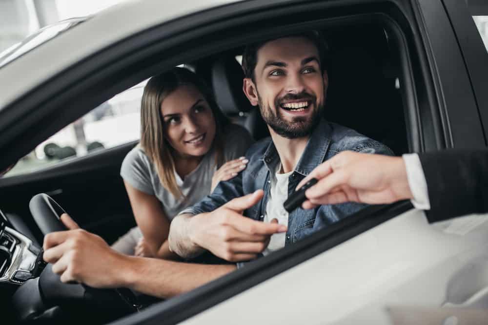 Husk slutsedlen når du køber ny bil
