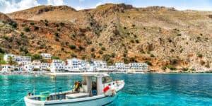 Loutro på Kreta