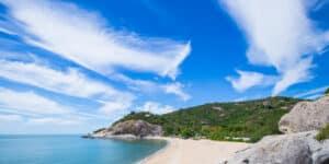 Sainoi Beach - Hua Hin i Thailand