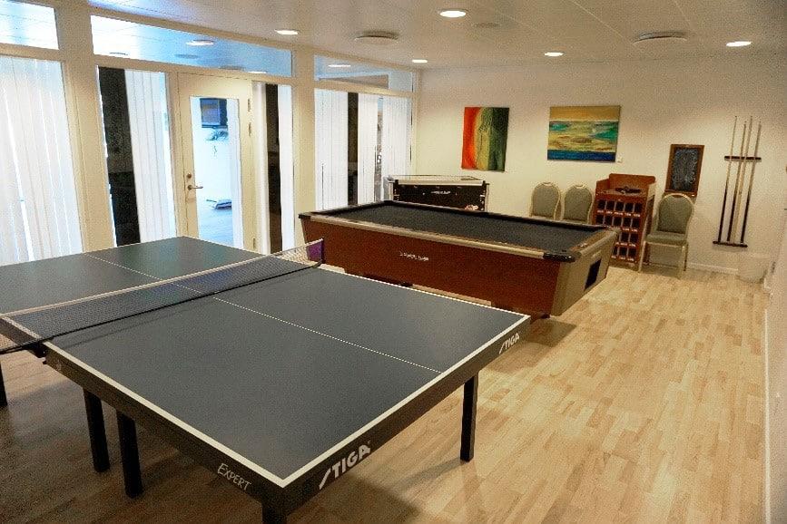 Aktivitetsrum - Hotel Marina