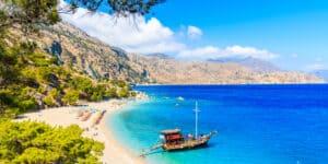 Apella - Karpathos i Grækenland