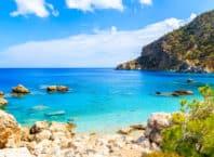 Karpathos i Grækenland