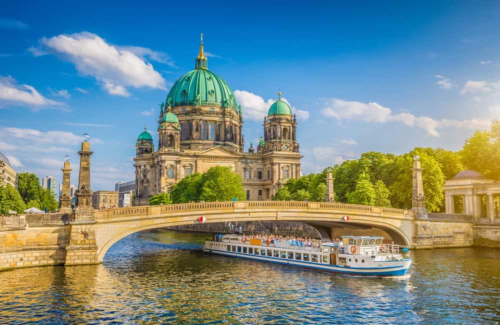 Berlin Katedral - Berliner Dom