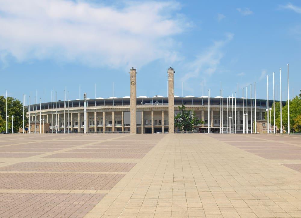 Berlin Olympastadion