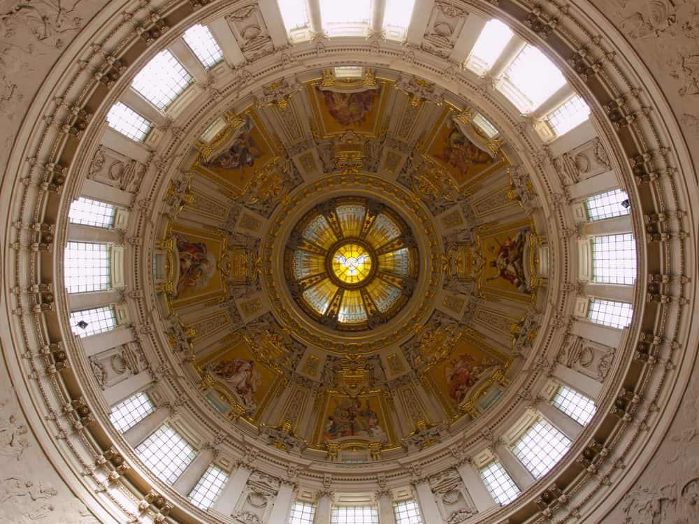 Berliner Doms kuppel