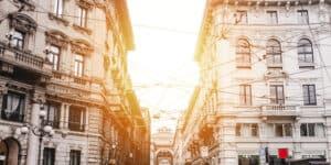 Nytår i Milano - Italien