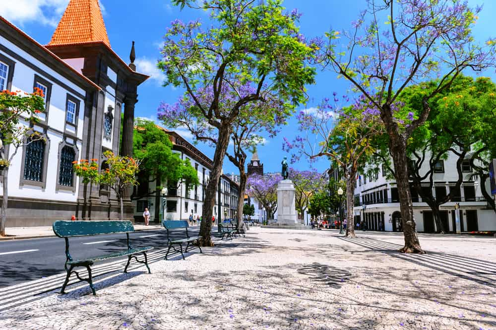 Ferie i Funchal - Madeira i Portugal