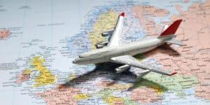 Fly til storbyferie i Europa