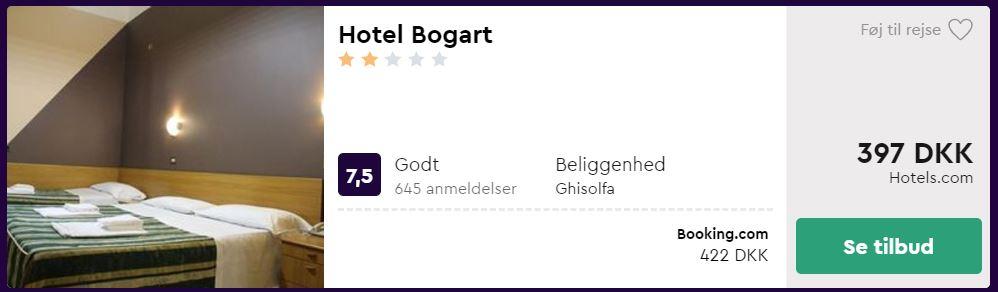 Hotel Bogart - Milano i Italien