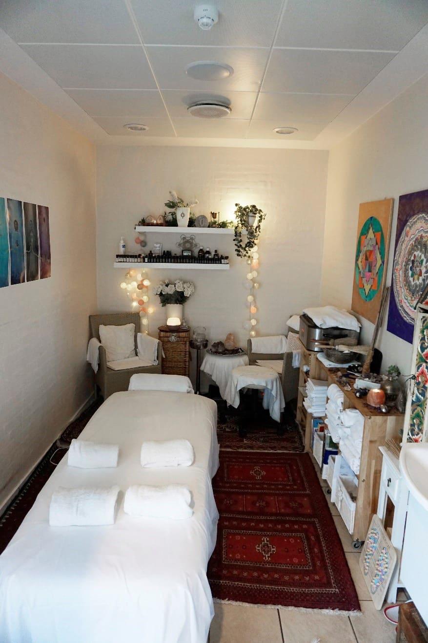 Massage og terapi på Hotel Marina