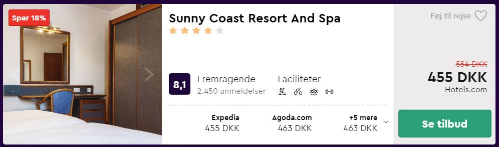 Sunny Coast Resort and Spa - Malta