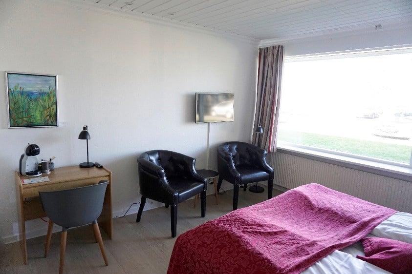 Comfort-værelse på Hotel Marina