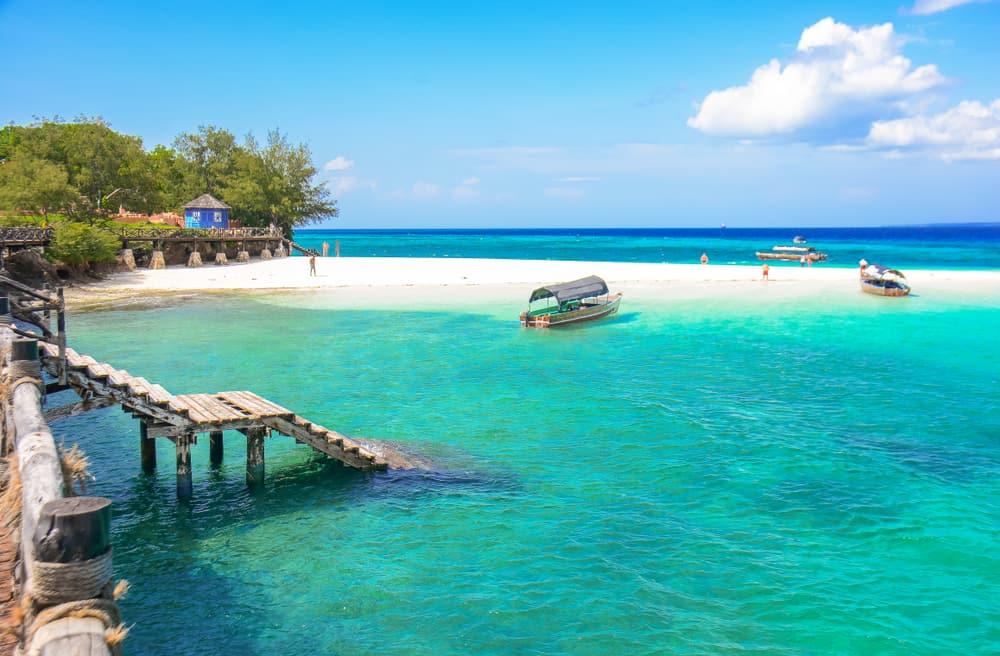 Zanzibar i Tanzania