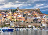 Kavala i Grækenland