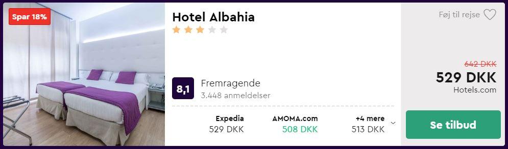 Hotel Albahia - Alicante