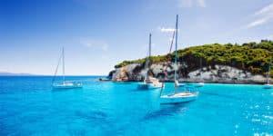 Paxos - Korfu i Grækenland
