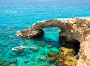 Solferie på Cypern