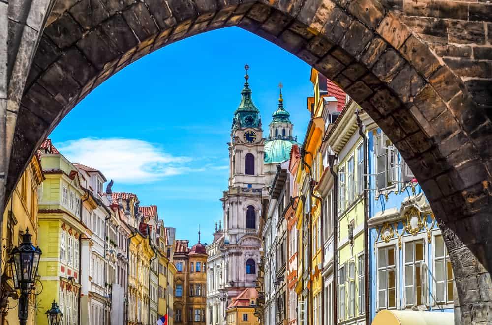 Ferie i Prag i Tjekkiet