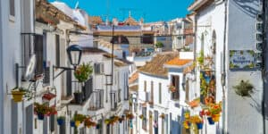 Sommerferie i Estepona
