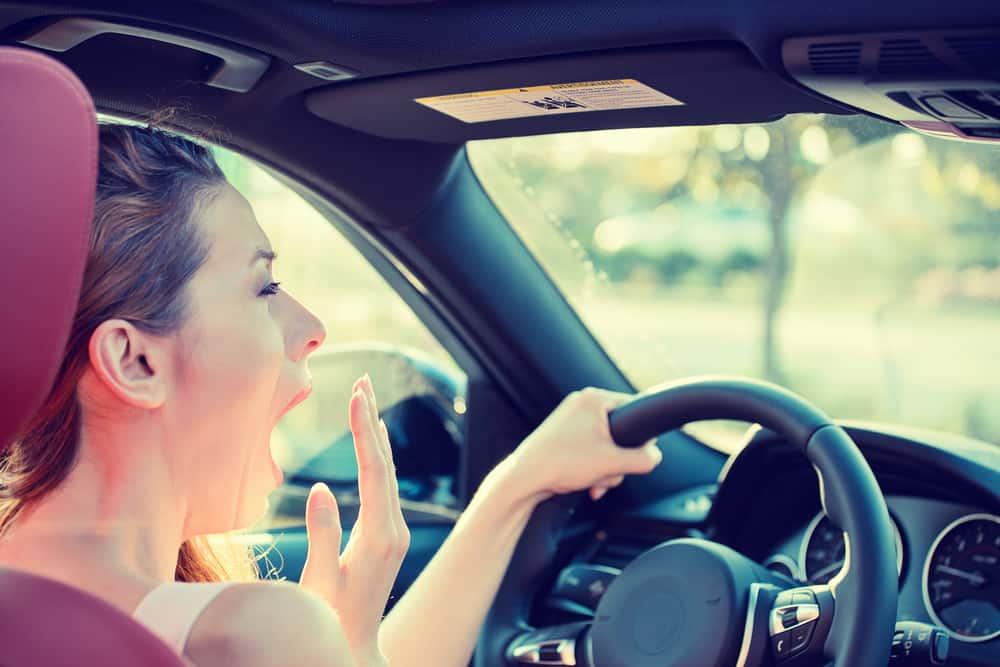 Husk pauser under køreturen