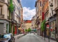 Storbyferie i Bruxelles - Belgien