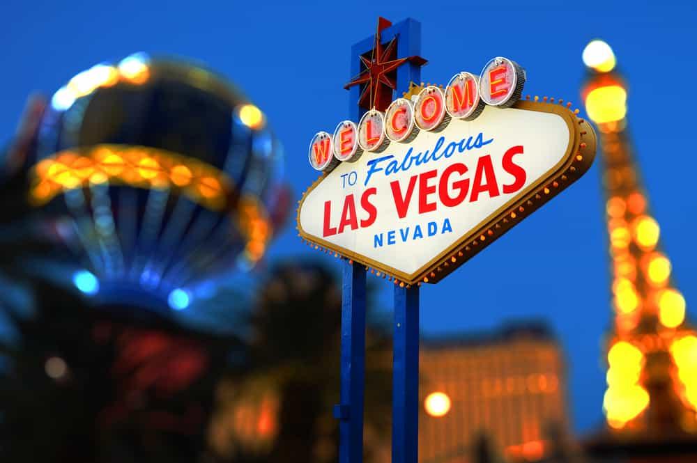 Las Vegas i USA