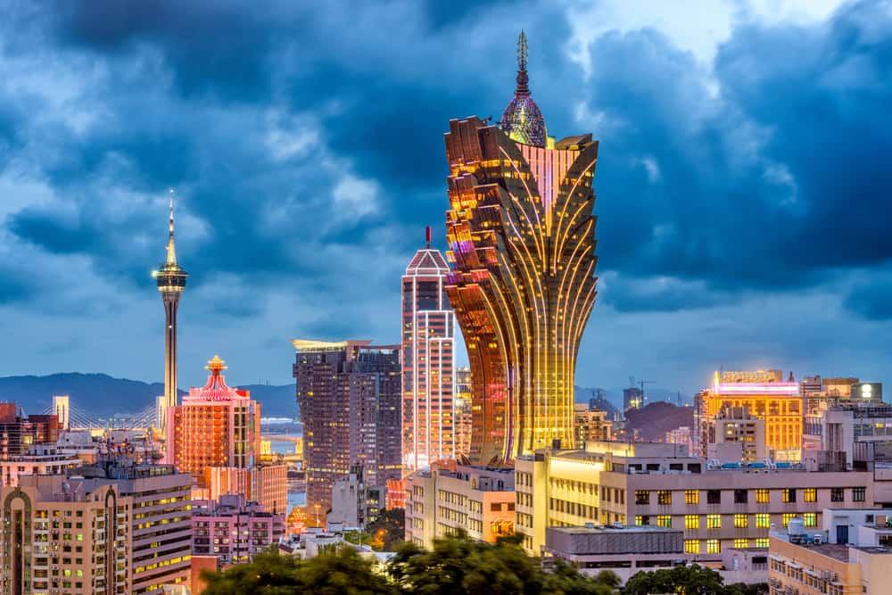 Macau - Kina