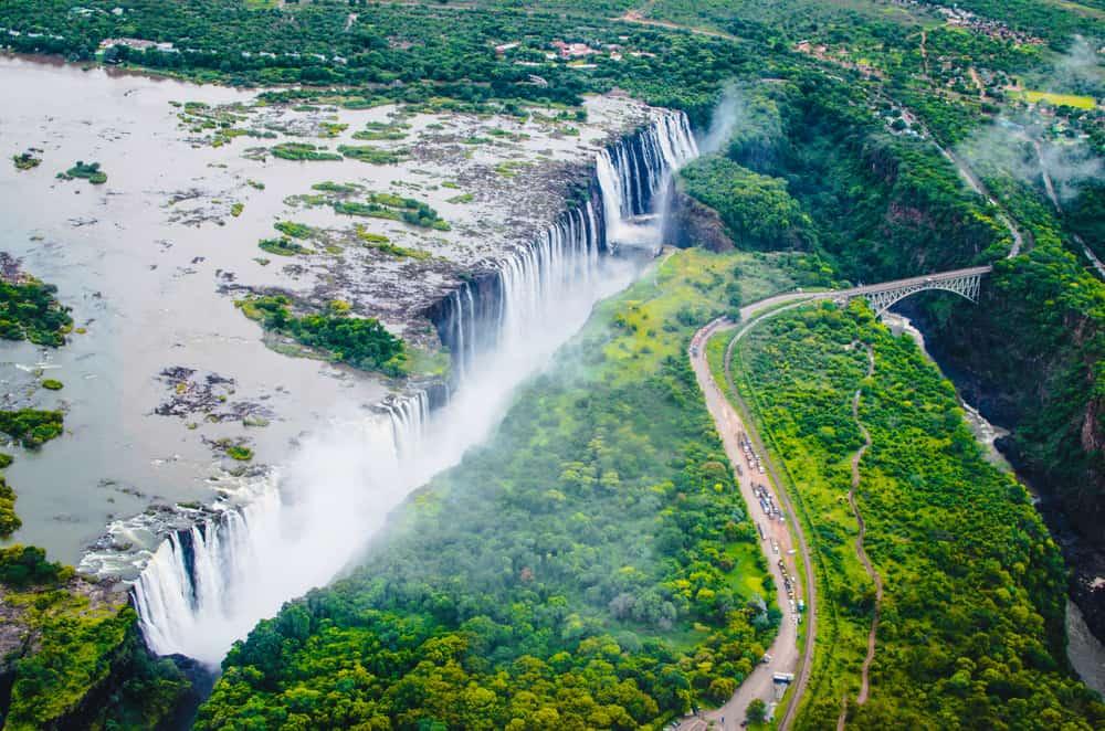 Victoria Falls - Afrika