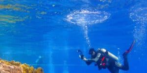 Dykning i Det Røde Hav - Hurghada i Egypten