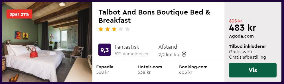 Talbot And Bons Boutique Bed & Breakfast - Malta