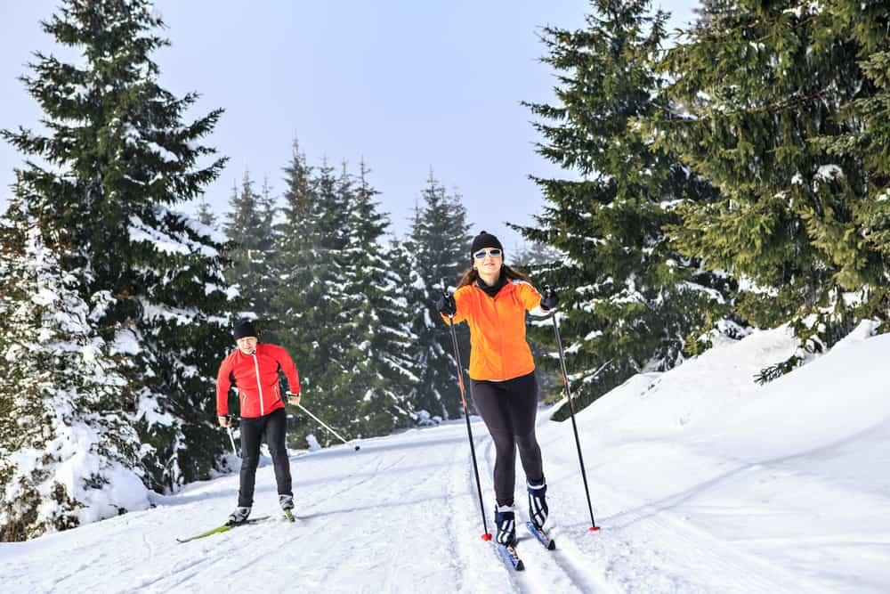 Skiferie på langrend ski